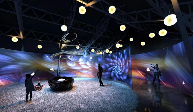 Get immersed in 'Lucid Dreaming' event in northern Taiwan