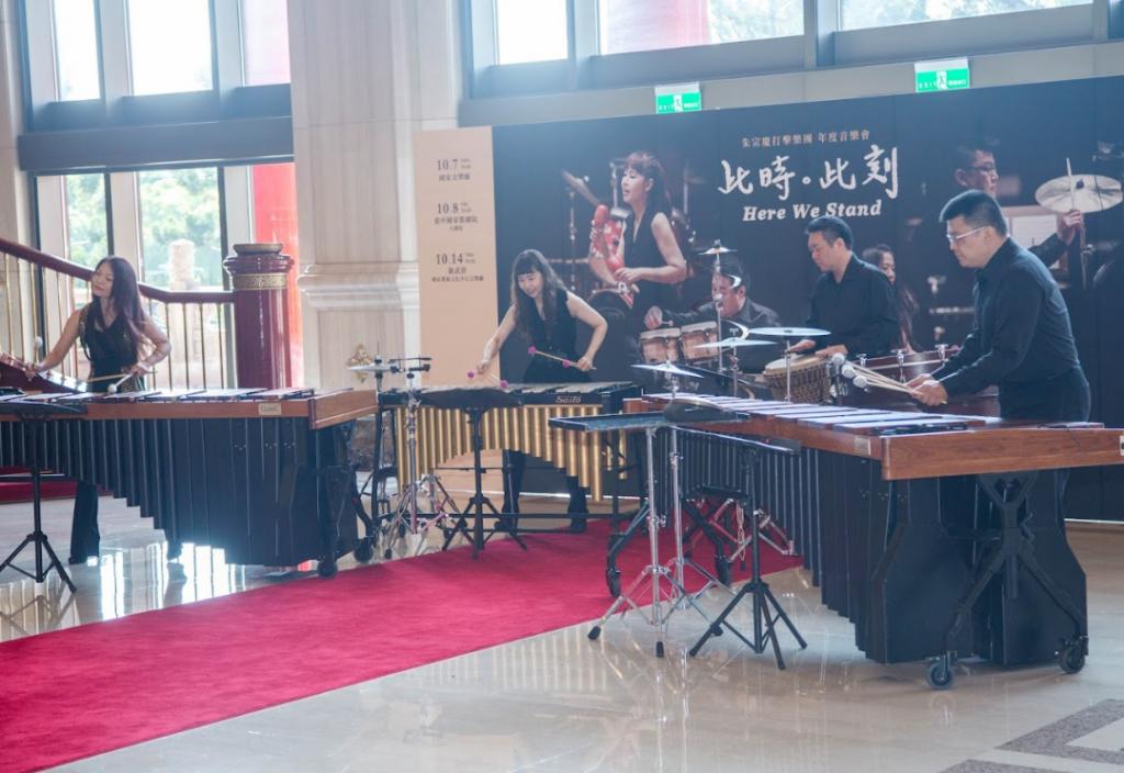 朱宗慶打擊樂團壓軸音樂會《此時。此刻》將於台北、台中、高雄登場(圖/朱宗慶打擊樂團)