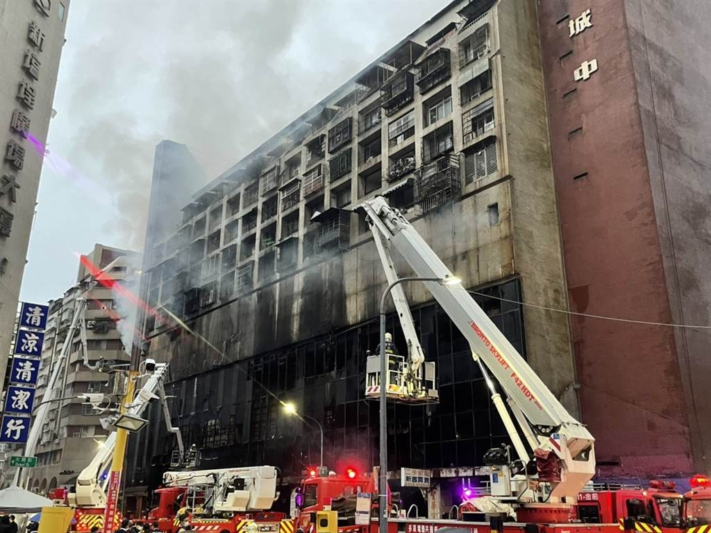 46 dead, 41 injured after Kaohsiung 'ghost building' fire