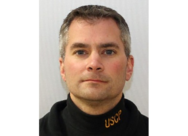 This undated image provided by the United States Capitol Police shows U.S. Capitol Police Officer Brian Sicknick, who died Thursday, Jan. 7, 2021, of ...