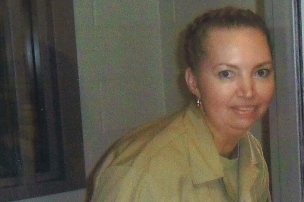 FILE - This undated file image provided by Attorneys for Lisa Montgomery shows Lisa Montgomery. Montgomery who In 2004, killed a pregnant woman, cut a...