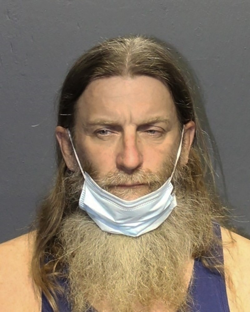 This photo provided by Western Tidewater Regional Jail shows Robert Keith Packer of Newport News, Va.  Packer was arrested Wednesday Jan. 13, 2021 on ...