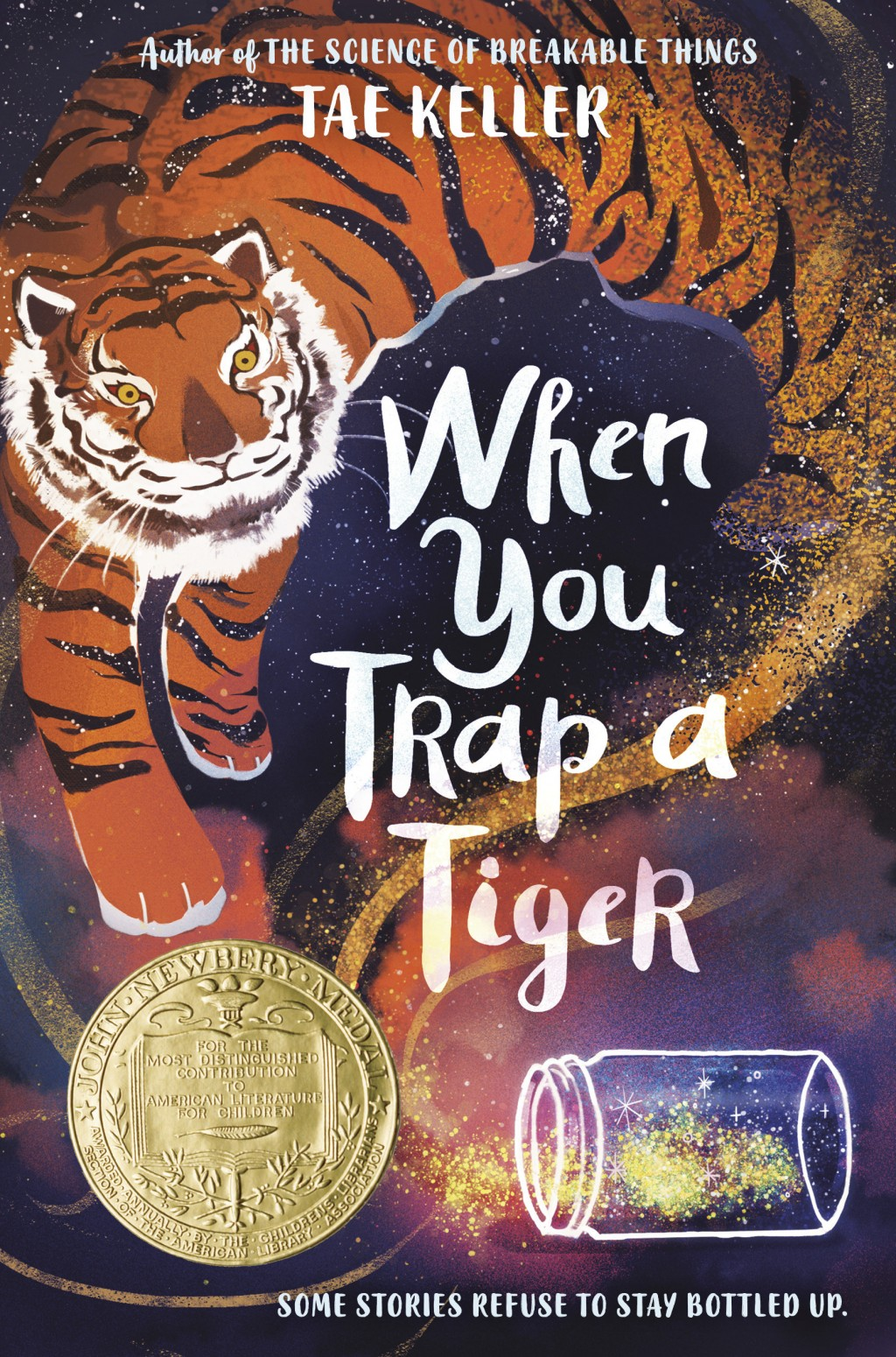 "This cover image released by Random House Books for Young Readers shows ""When You Trap a Tiger,"" winner of the John Newbery Medal for the outstanding ..."
