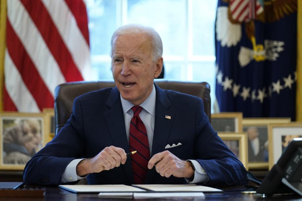 President Joseph Biden.