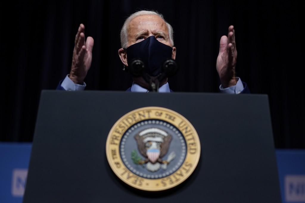 美國總統拜登(照片來源:美聯社提供)
