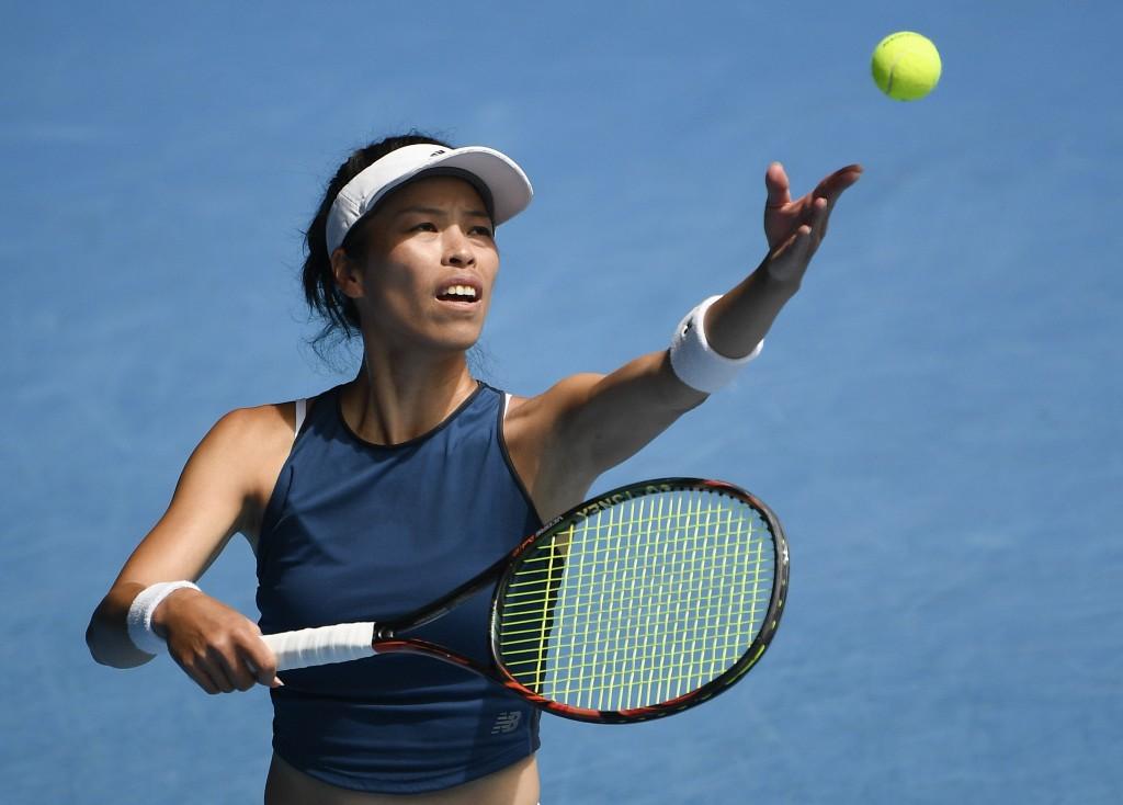 不敵前球后大坂直美 謝淑薇澳網女單止步8強