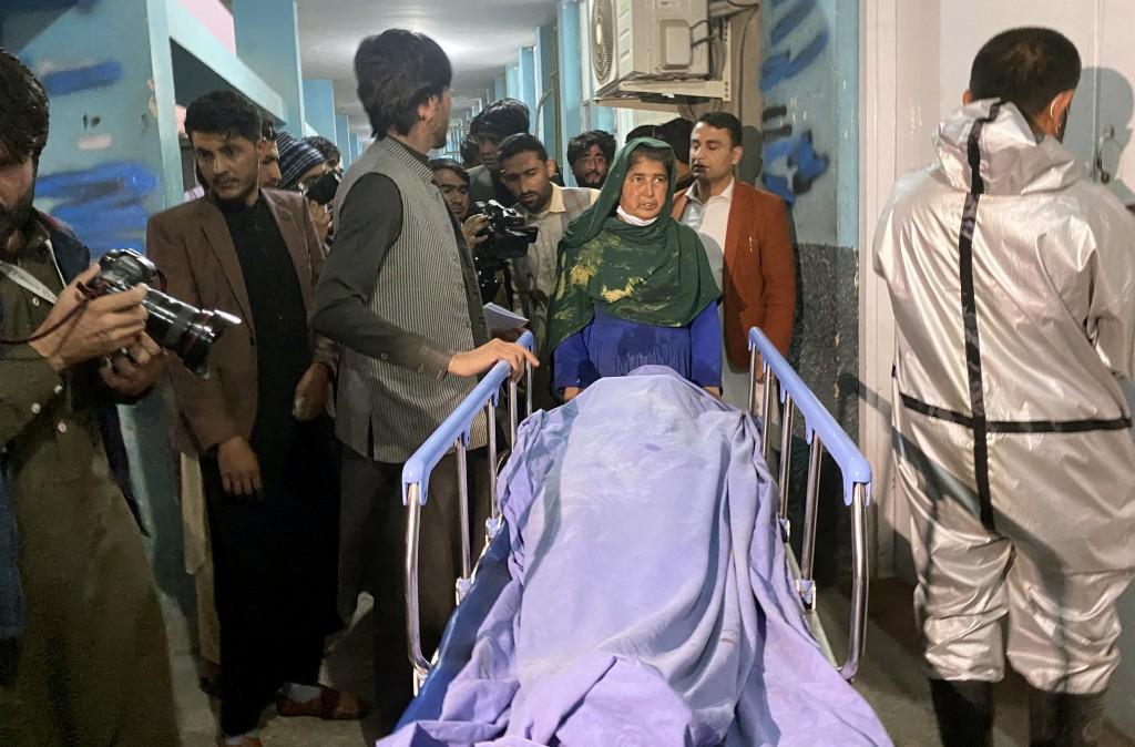Three Women Media Workers Shot Dead In Eastern Afghanistan Taiwan News 2021 03 02 23 07 24