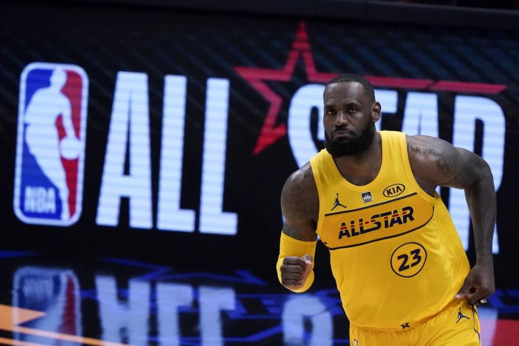 Still perfect: Team LeBron wins NBA All-Star Game 170-150 | Taiwan News |  2021-03-08 12:10:03