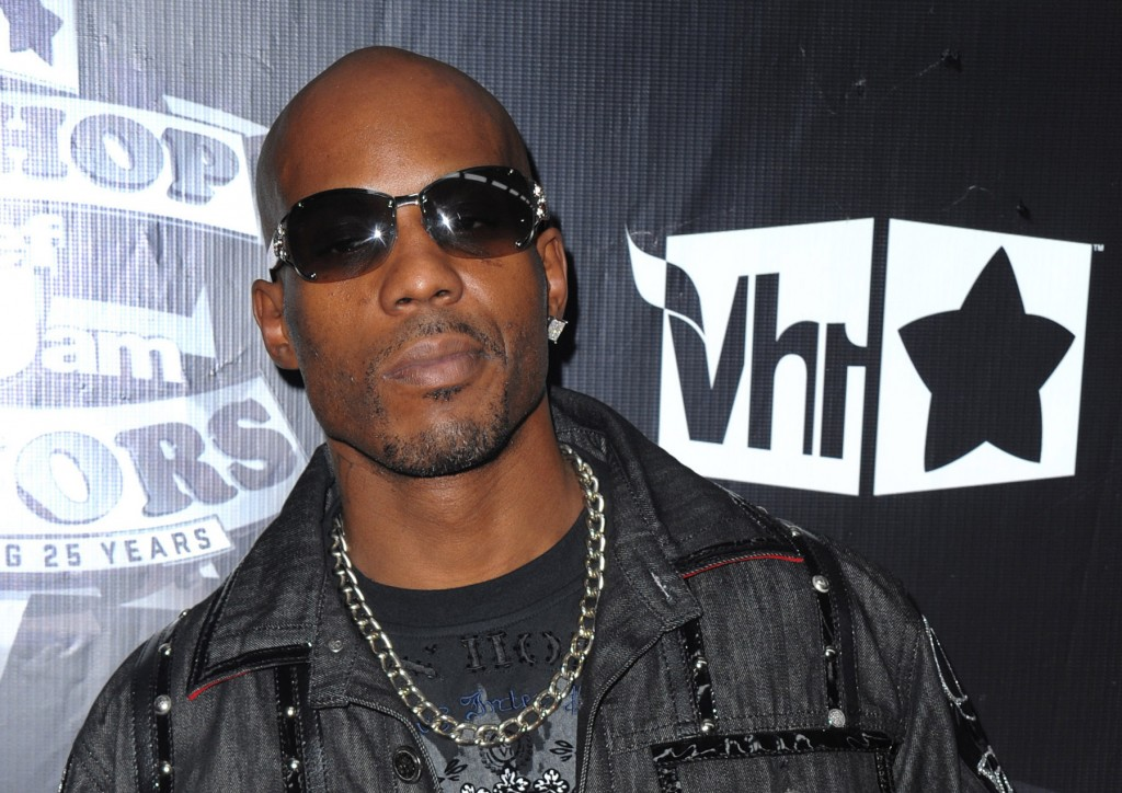 FILE - In this Sept. 23, 2009, file photo, DMX arrives at the 2009 VH1 Hip Hop Honors at the Brooklyn Academy of Music, in New York. DMX's longtime Ne...