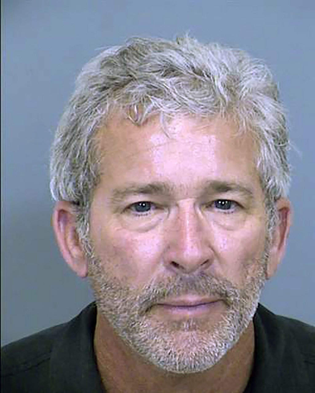 In this undated photo provided by the Maricopa County Sheriff's Office is Charles Rodrick, who is charged in Arizona with fraud and other charges in w...