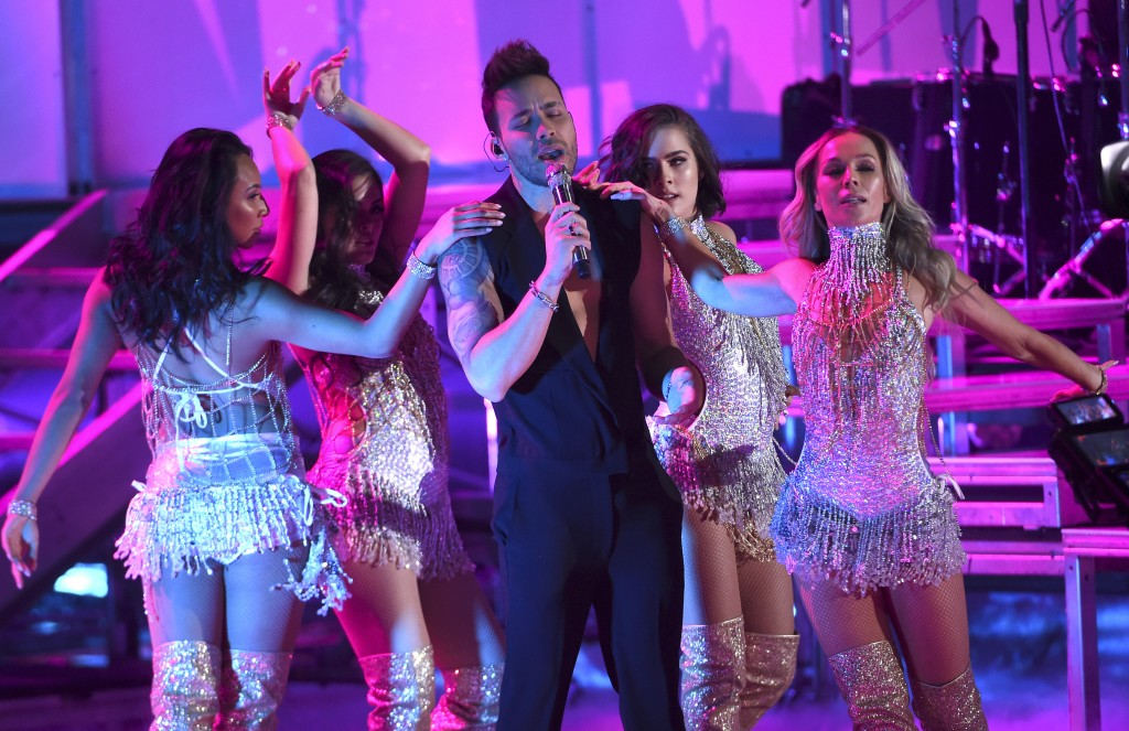 FILE - Prince Royce performs at the 20th Latin Grammy Awards on Nov. 14, 2019, in Las Vegas. The singer turns 32 on May 11. (AP Photo/Chris Pizzello, ...