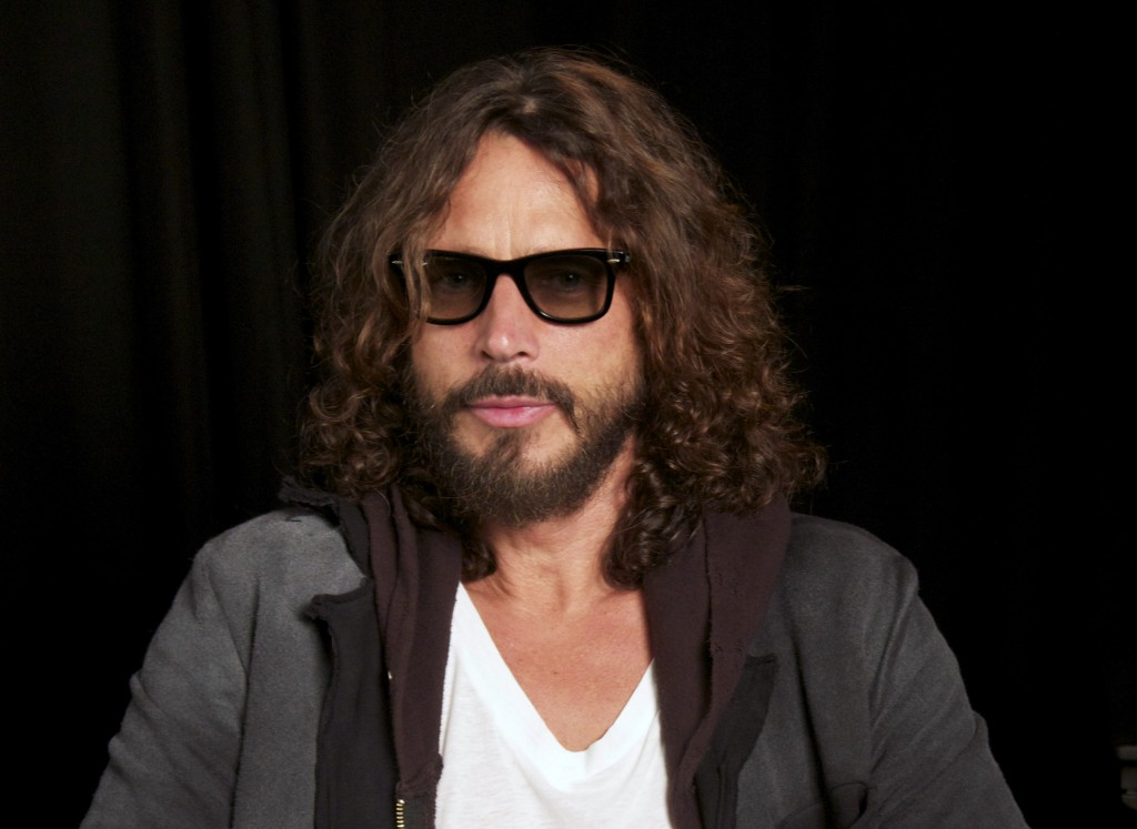 FILE - This Sept. 23, 2011 file photo shows musician Chris Cornell in New York. The family of Chris Cornell and a doctor who they alleged over-prescri...