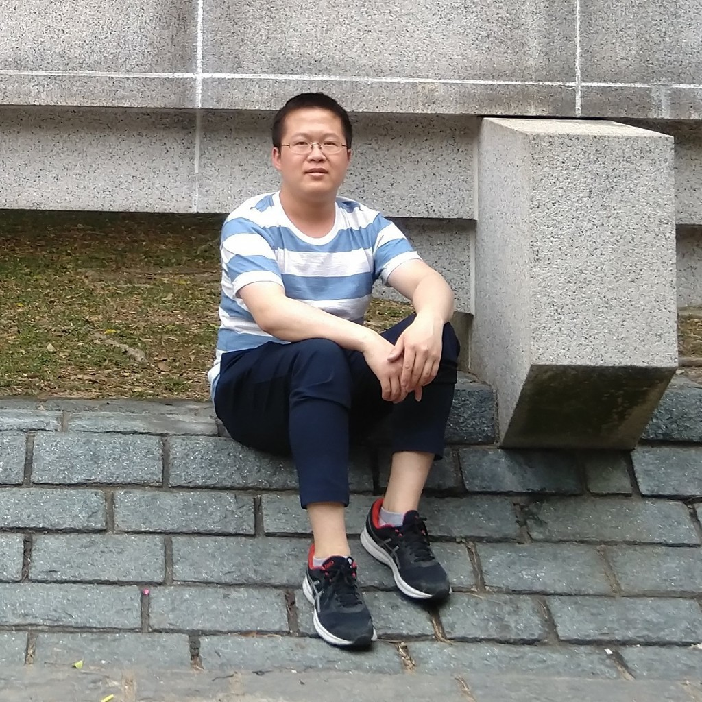 In this photo released by Chen Mei Family, Chen Mei poses for a photo in Hong Kong in 2018. More than a year after two young men, including Chen Mei, ...