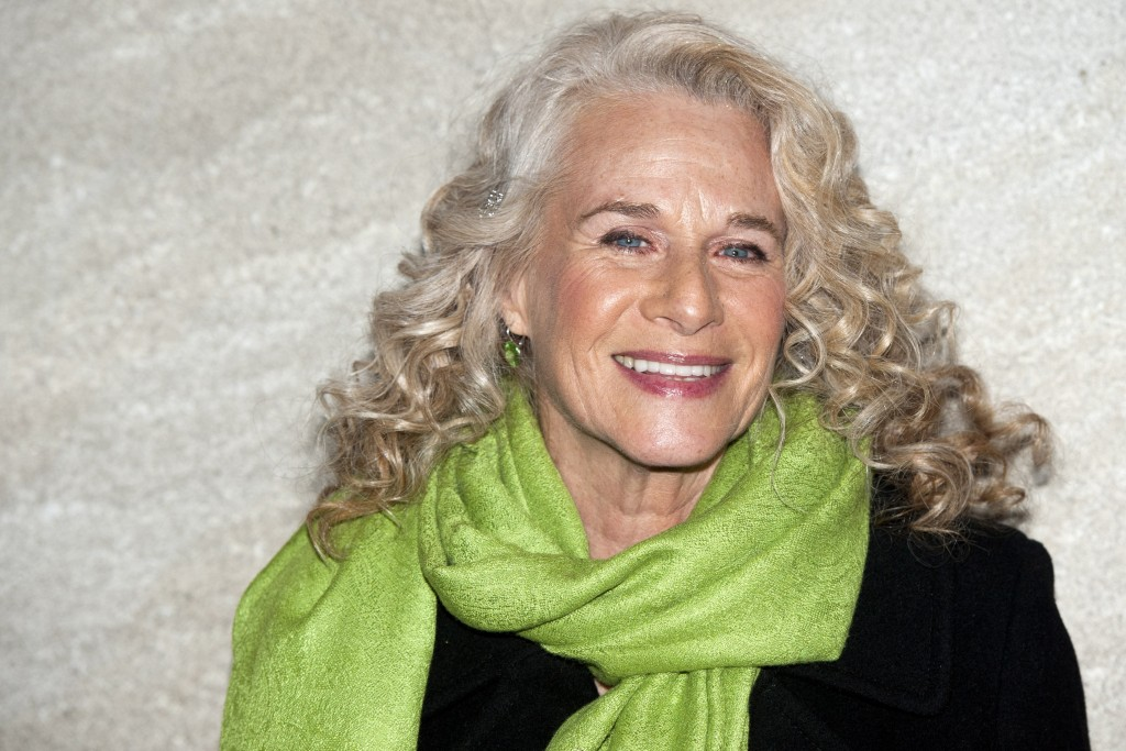 FILE - In a Wednesday, Nov. 30, 2011 file photo, Carole King attends the Rockefeller Center Christmas tree lighting, in New York. King will be inducte...