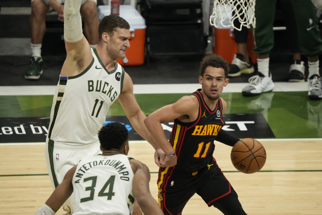 Young Hawks try to regroup at home in Game 3 against Bucks | Taiwan News |  2021-06-27 00:55:27