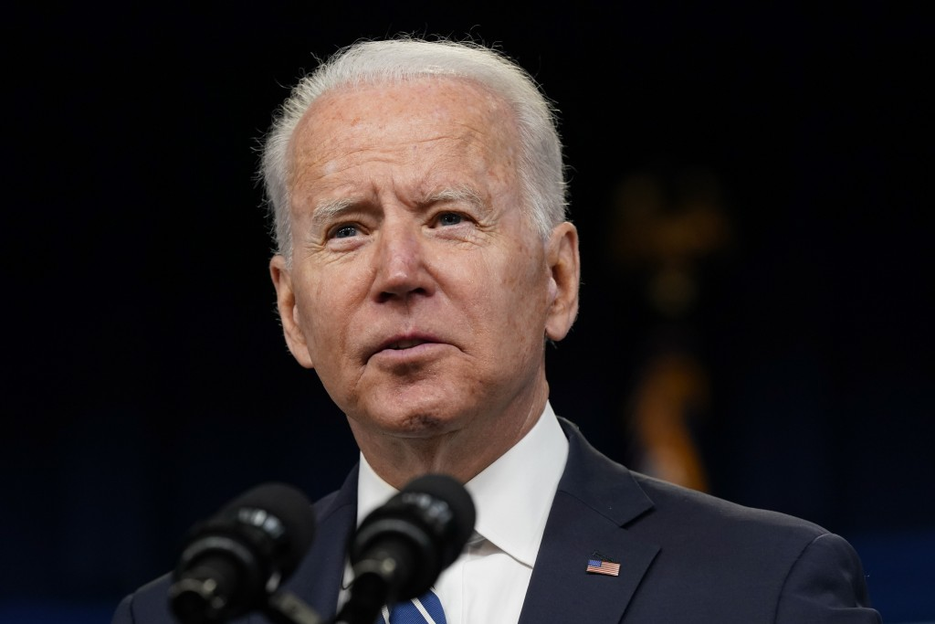 President Joe Biden speaks about the June jobs report in the South Court Auditorium on the White House campus, Friday, July 2, 2021, in Washington. (A...