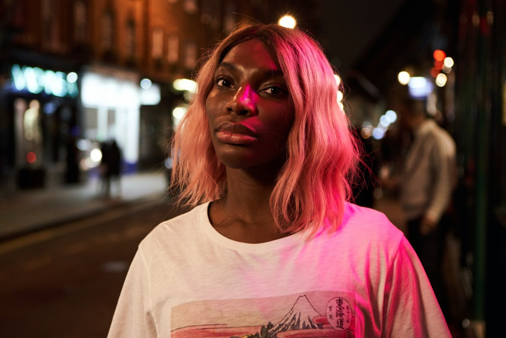 """This image released by HBO shows Michaela Coel in a scene from """"I May Destroy You."""" The program was nominated for an Emmy Award for outstanding limite..."""