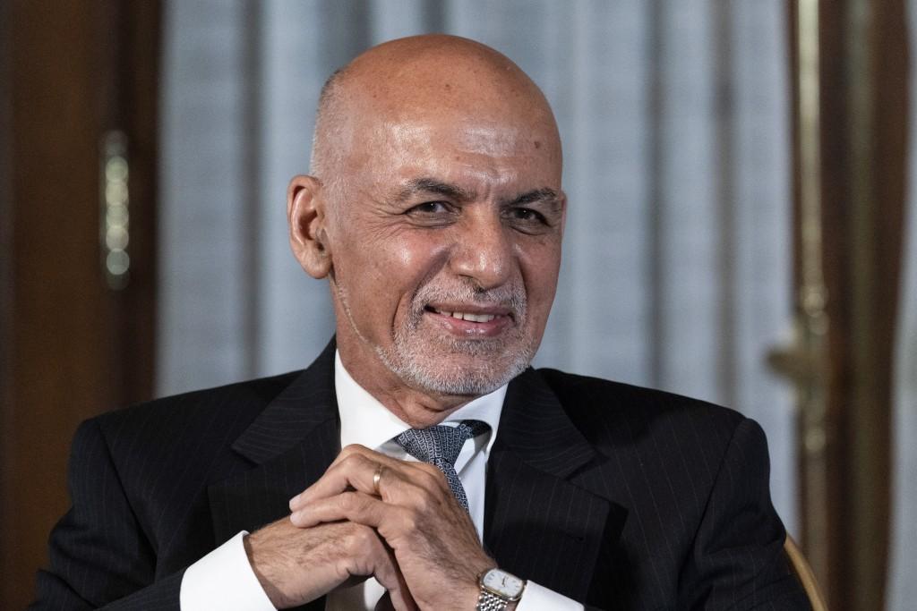 Ashraf Ghani Departing Afghan President Who Failed To Make Peace With Taliban Taiwan News 2021 08 16 00 35 00