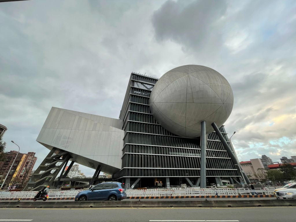 After The Guardian, CNN also picks the Taipei Performing Arts Center as a landmark for 2021