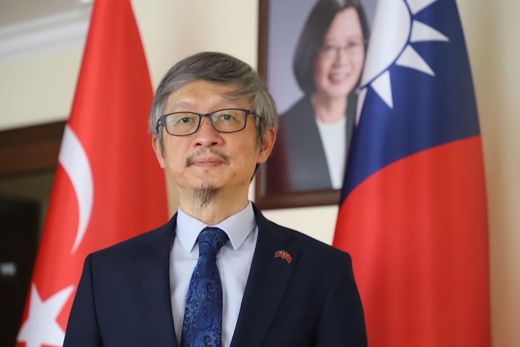 駐土耳其代表鄭泰祥將結束任期