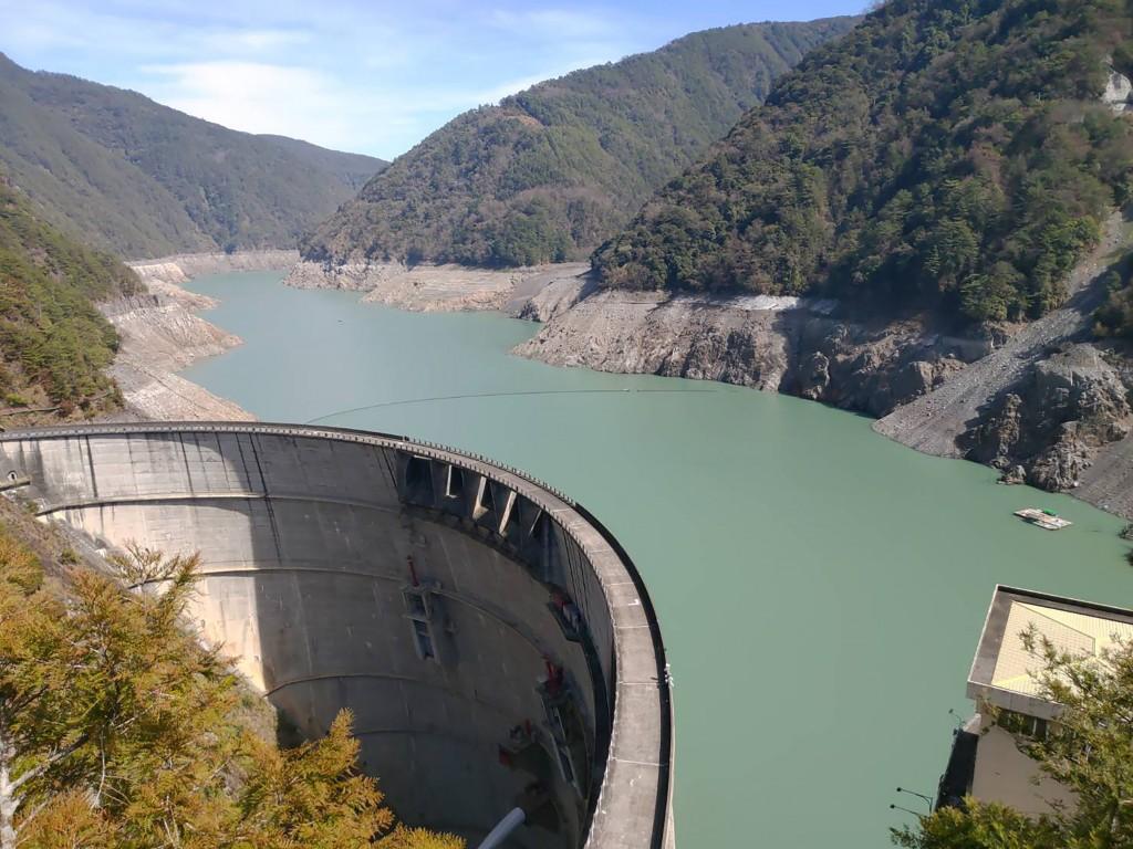 Deji reservoir