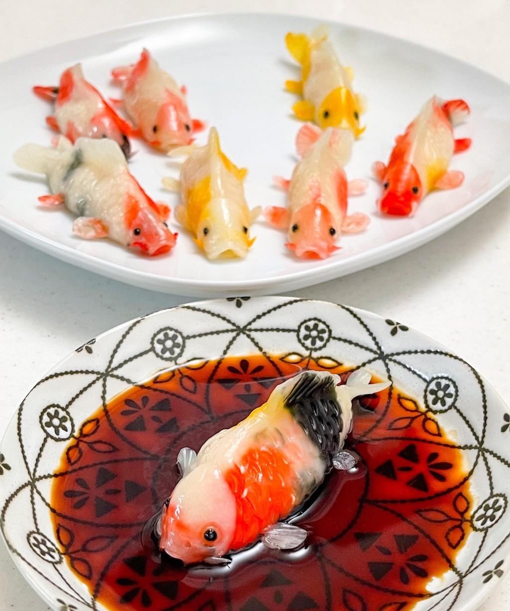 Fish dumplings from Taiwan make a splash