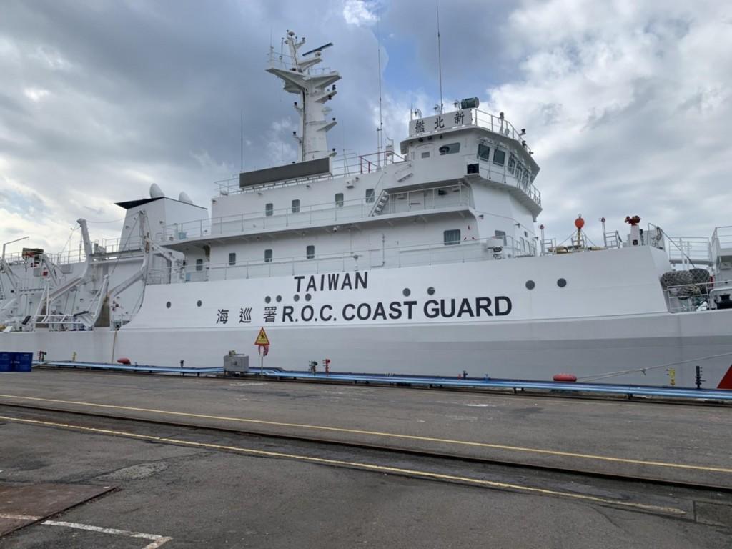 Tsai tells Coast Guard to paint 'TAIWAN' on ships to counter China's gray zone tactics