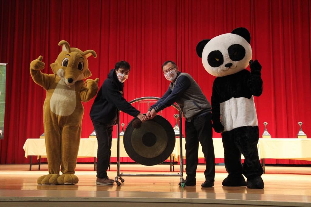 Annual Mei-Chu Tournament takes place in Taiwan's Hsinchu