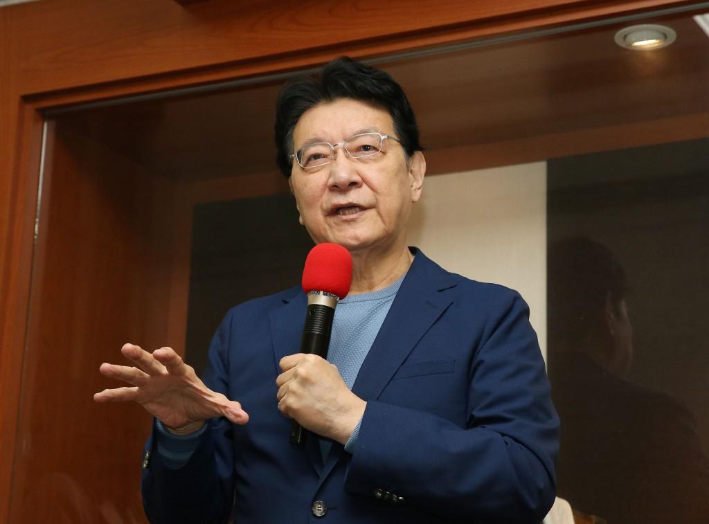 China Broadcasting Corporation headJaw Shaw-kong.