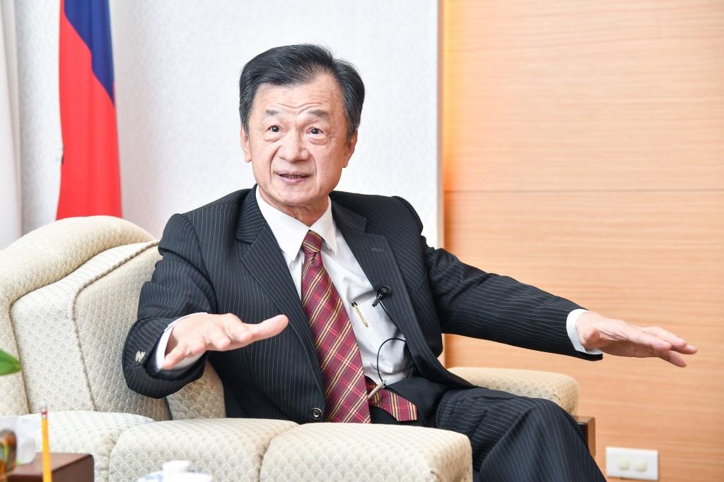 Mainland Affairs CouncilMinister Chiu Tai-san