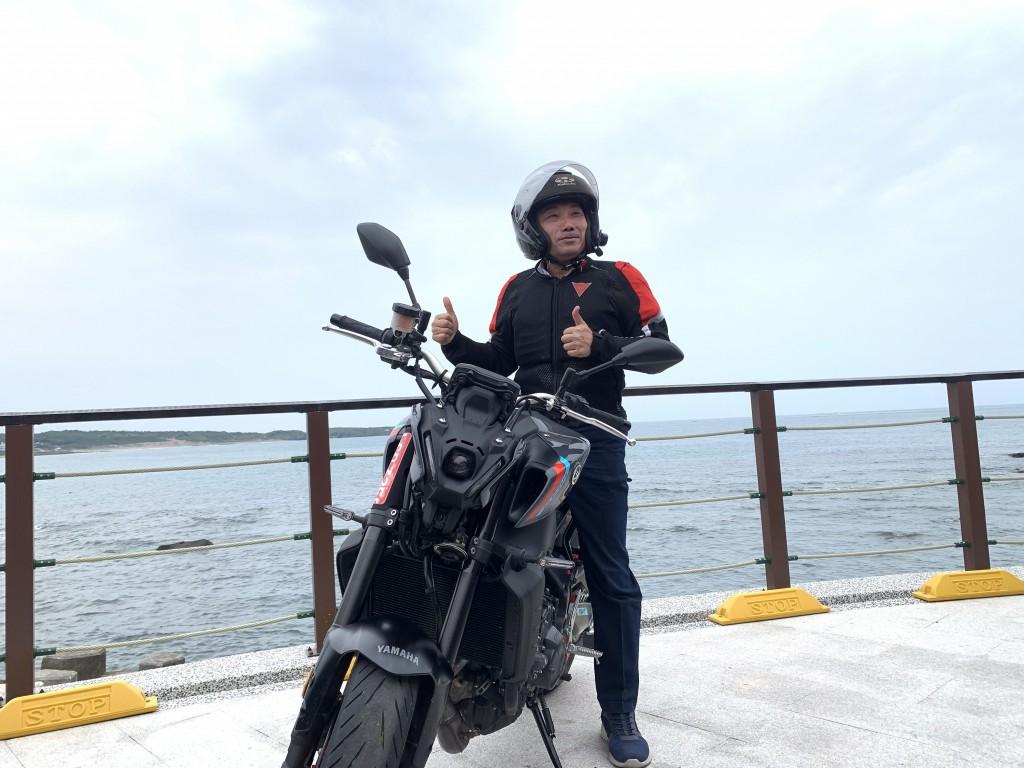 嗨漁港-富基漁港重機驛站完工啟用典禮
