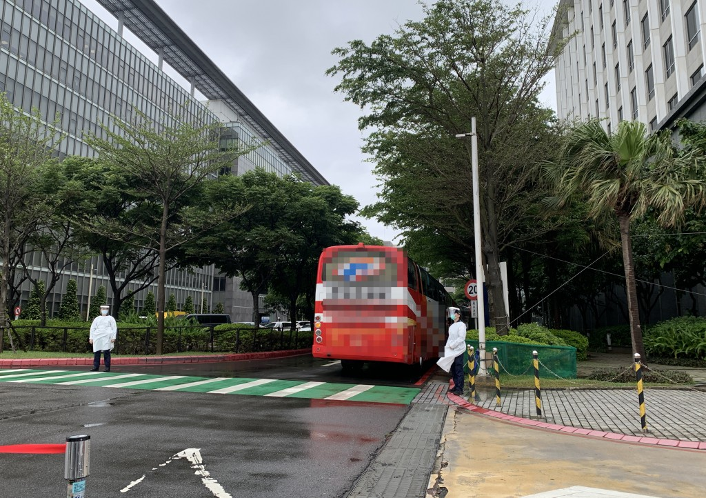 Novotel evacuated after manager tests positive for COVID in northern Taiwan