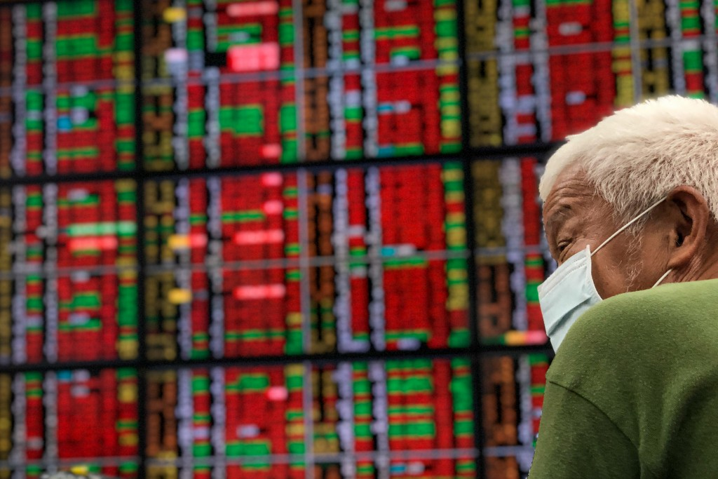 Taiwan Stock Exchange opens in the red on Wednesday, meaning shares have gone up.
