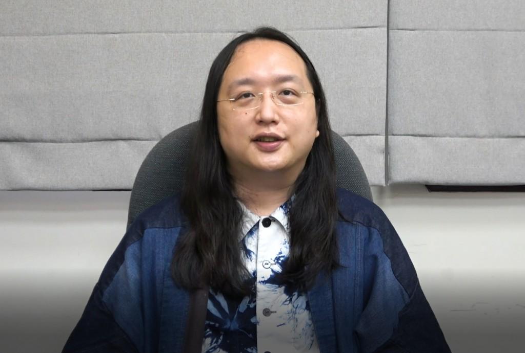 行政院政務委員唐鳳(中央社檔案圖片)