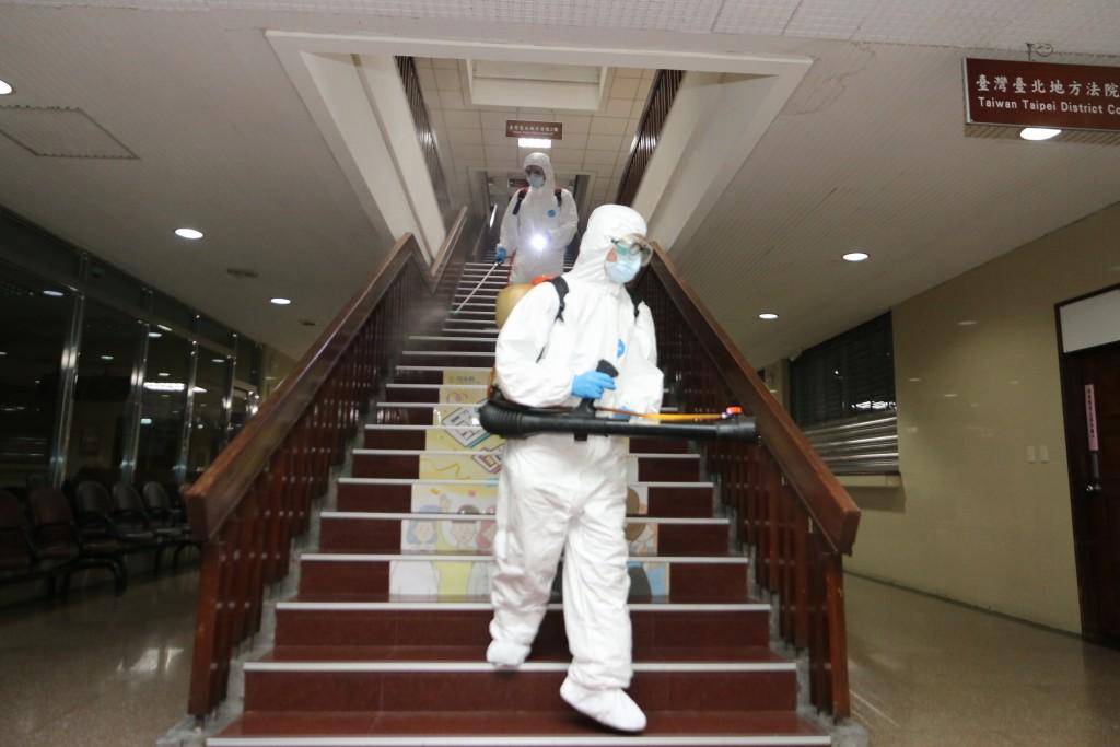 全台防疫升級,桃園、新竹、宜蘭、台東相繼宣布進入準三及警戒。(來源:中央社 檔案圖片)