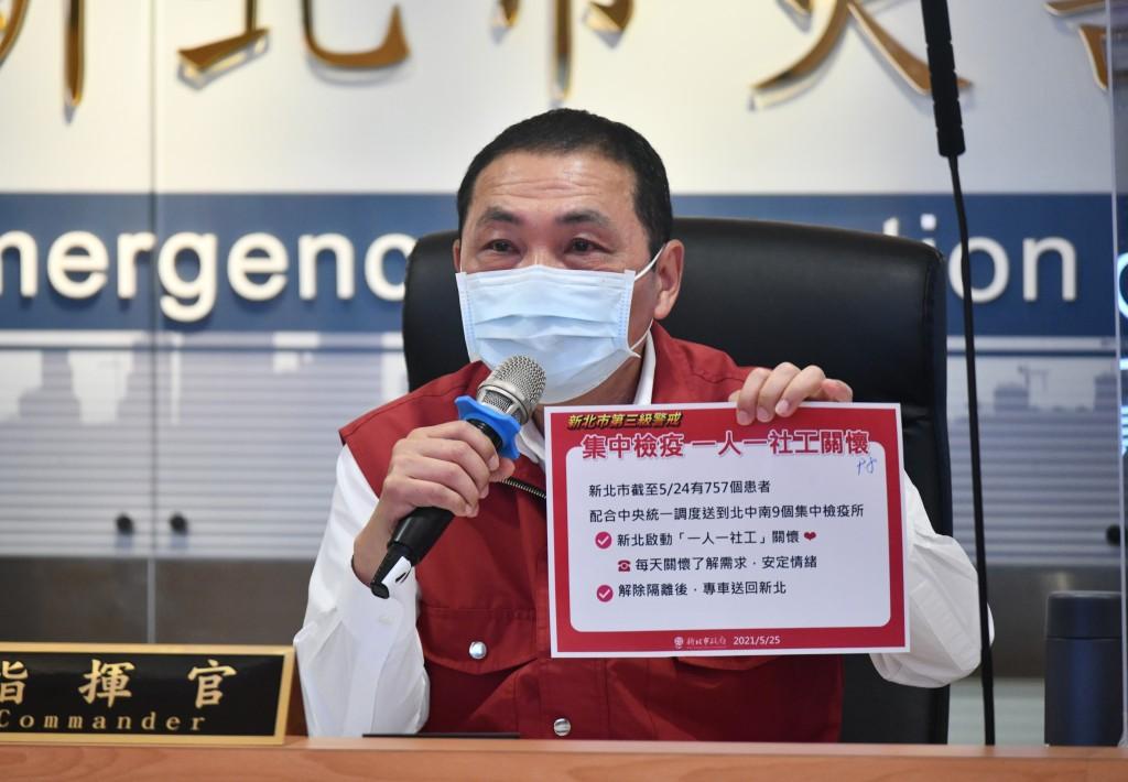 台灣武肺重症患者逼近500人•張上淳: 逾60歲每5人有1重症 新北增列永和、新店為「感染熱區」