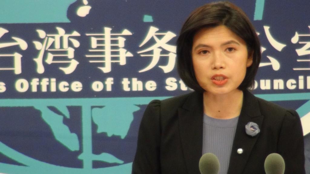 中國國台辦發言人朱鳳蓮(圖)26日表示,有關民間機構願意向台灣捐贈一批COVID-19疫苗,「至於捐贈何種疫苗,我想應該會考慮接受方的意願...