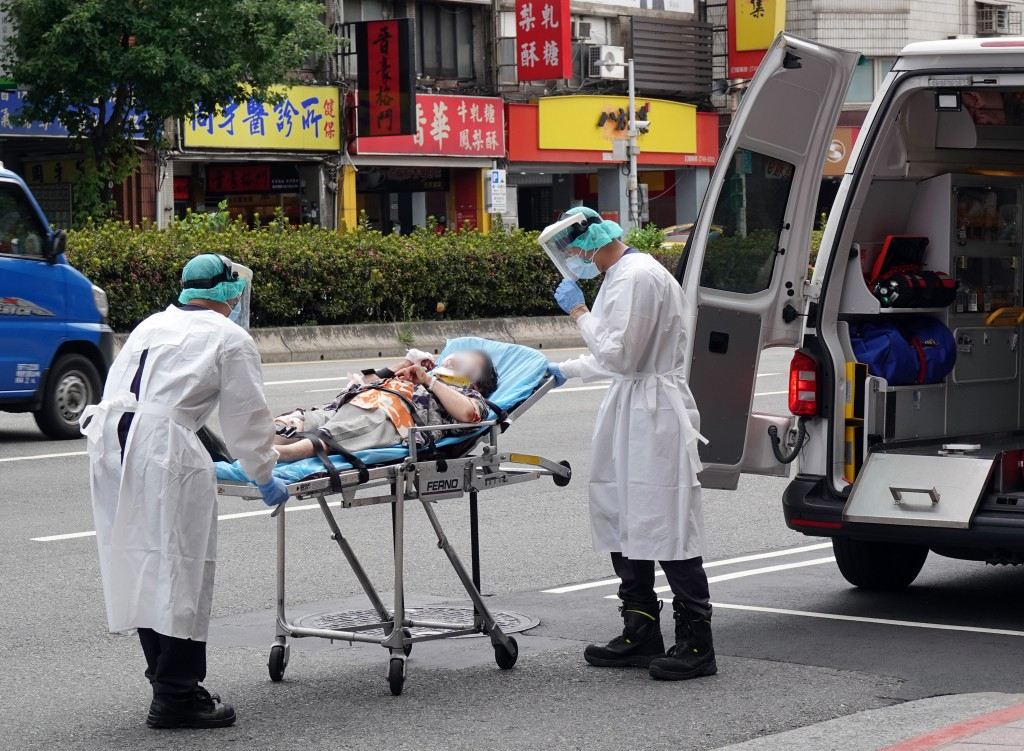 16% of COVID patients in Taiwan seriously ill