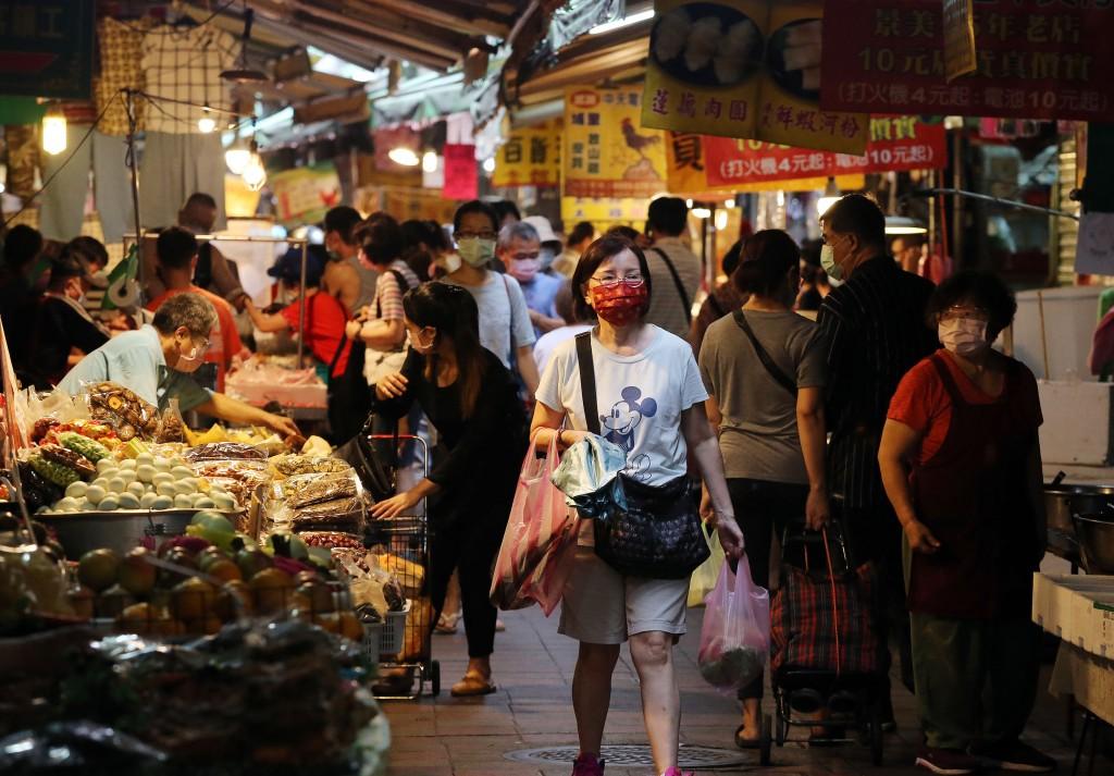 傳統市場成防疫一大挑戰