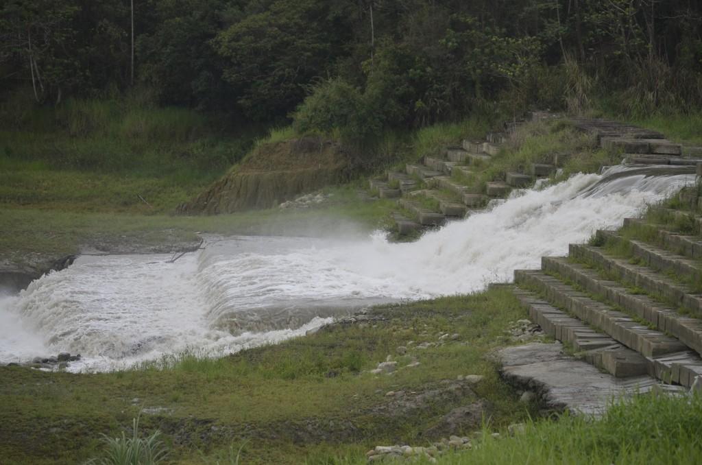 近期梅雨與颱風帶來降雨,全台水情得到緩解。