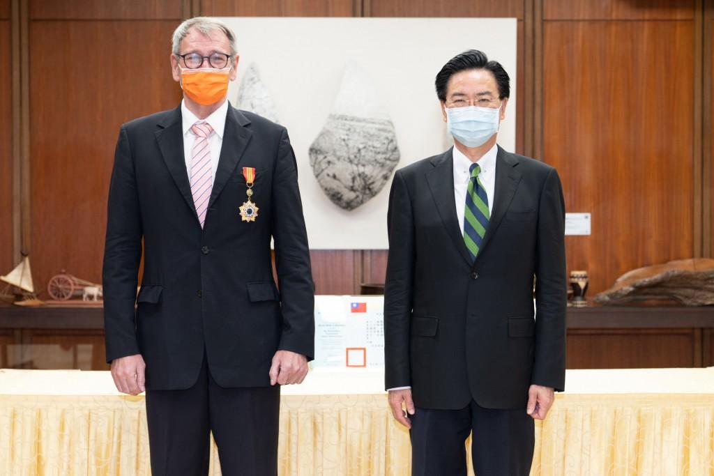 台灣台積電赴德投資可能性 德國在台協會處長王子陶:有跡象顯示很積極