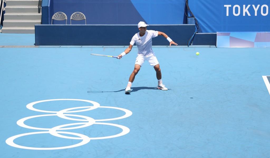 37歲的台灣網球好手盧彥勳25日在東京奧運男單首輪輸球止步,這場比賽也成為他20年職業網球生涯最終戰,儘管結果不好,但他直言重點是至少還有...