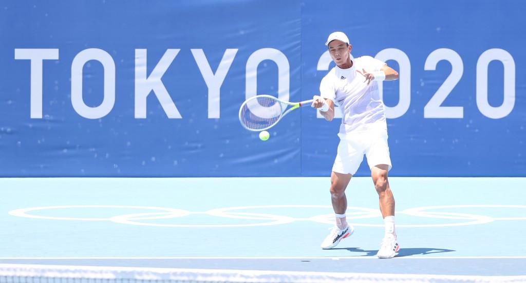 Taiwan tennis starLu Yen-hsun has called time on his career.