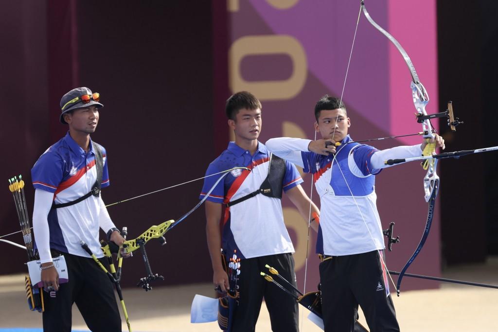Taiwan men's archery team wins silver medal at Tokyo Olympics