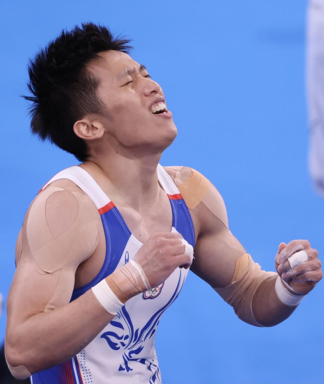 【日本東京奧運】又一銀!「鞍馬王子」李智凱為台灣體操奪下首面獎牌