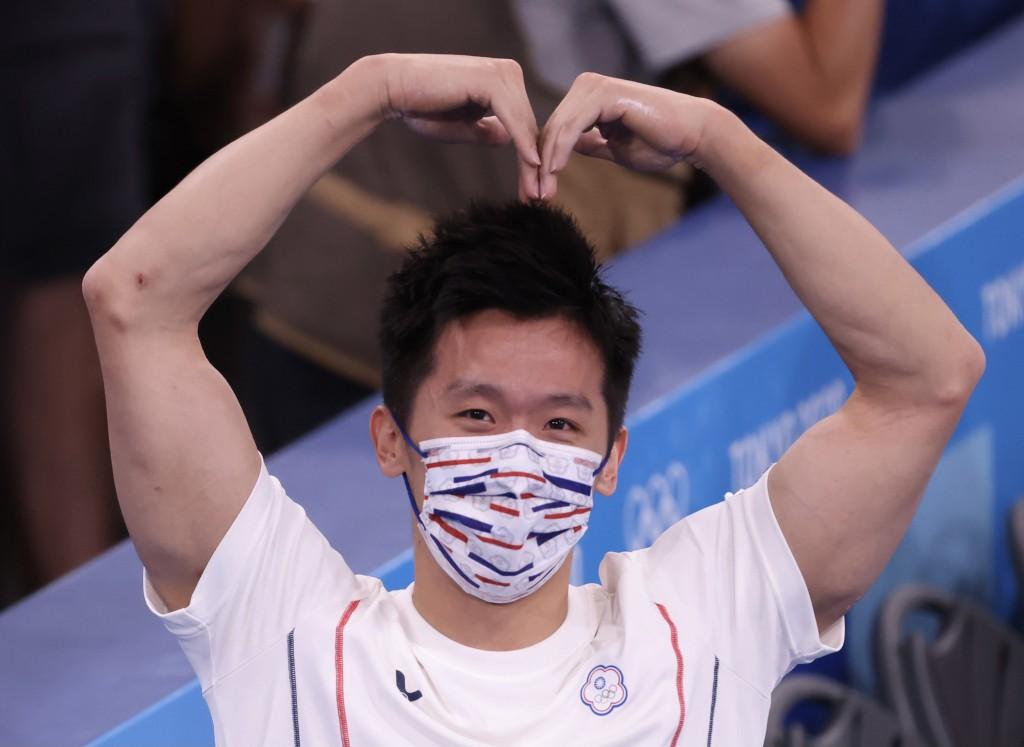 「鞍馬王子」李智凱1日在東奧體操男子鞍馬單項決賽奪銀。