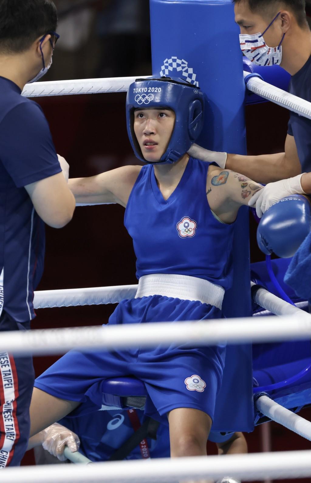 【日本東京奧運】拳擊女將黃筱雯奪銅 仍為台灣奧運拳擊寫下歷史