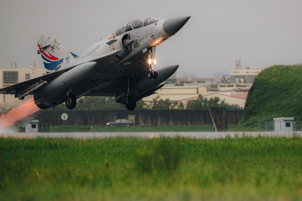 Jet fighters to welcome Taiwan's Olympians on their journey home
