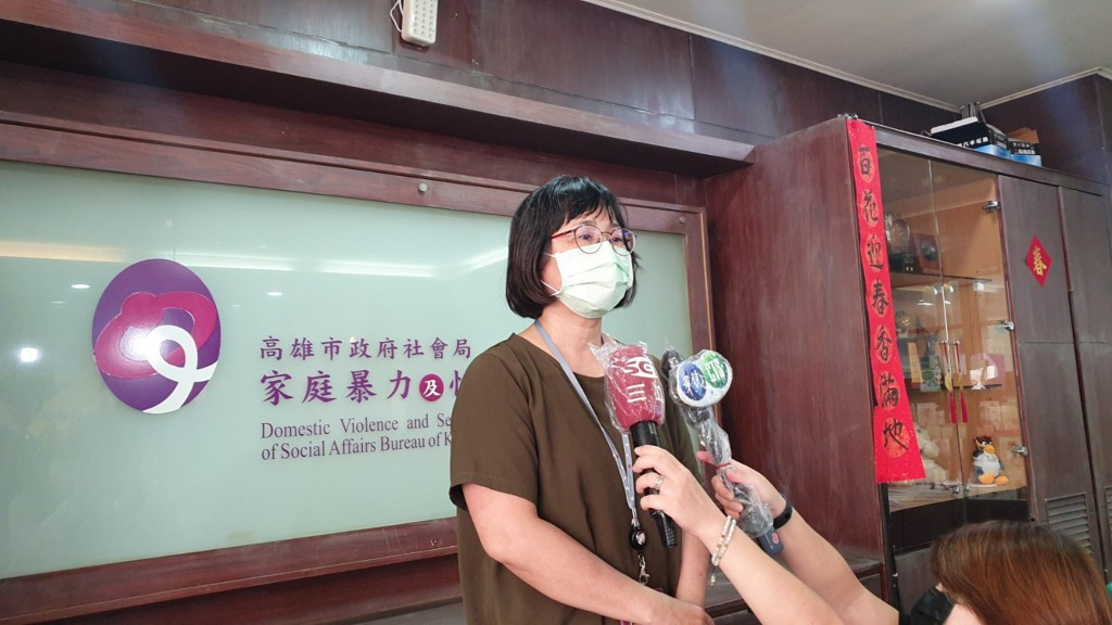 Kaohsiung's Domestic Violence and Sexual Assault Prevention Centersays the Huang family have struggled with violent conflicts for years.