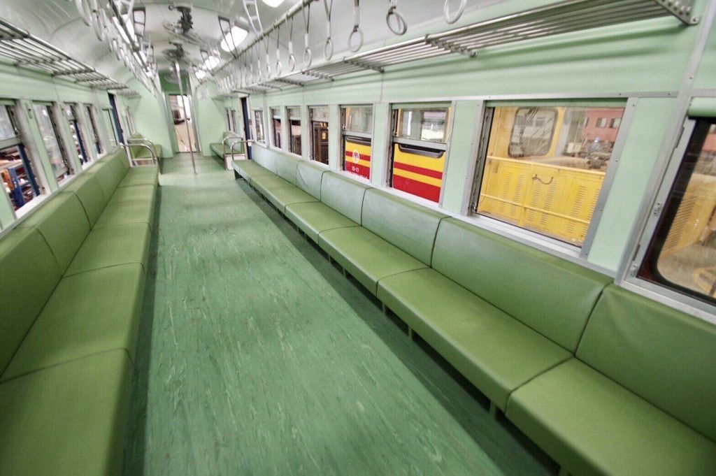 'Anxiety relief' train comes back to life in southern Taiwan